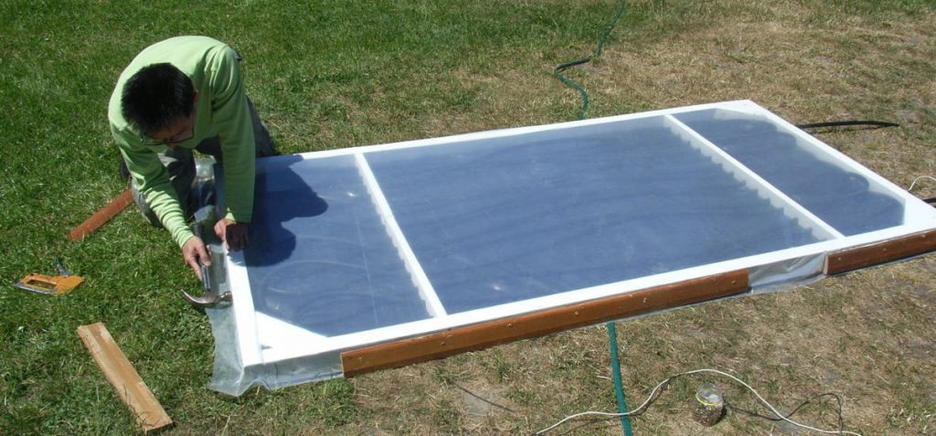 The Need for DIY Solar Water Heaters